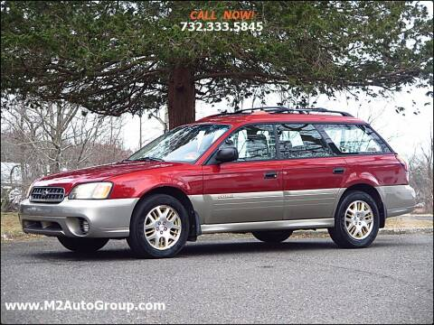2003 Subaru Outback for sale at M2 Auto Group Llc. EAST BRUNSWICK in East Brunswick NJ