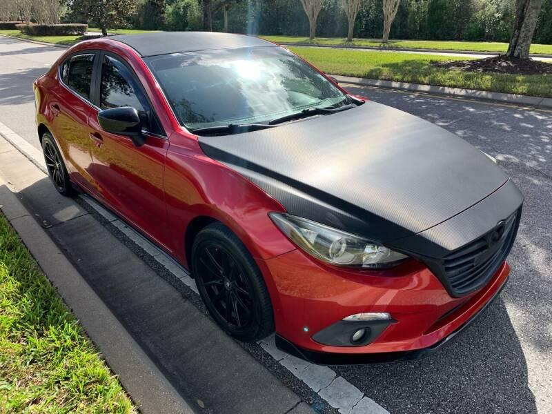 2014 Mazda MAZDA3 for sale at Perfection Motors in Orlando FL