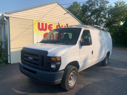 2013 Ford E-Series Cargo for sale at Right Price Auto Sales in Murfreesboro TN