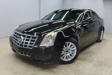 2013 Cadillac CTS for sale at Flash Auto Sales in Garland TX