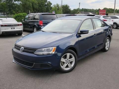 2013 Volkswagen Jetta for sale at Max Auto Sales in Sanford FL