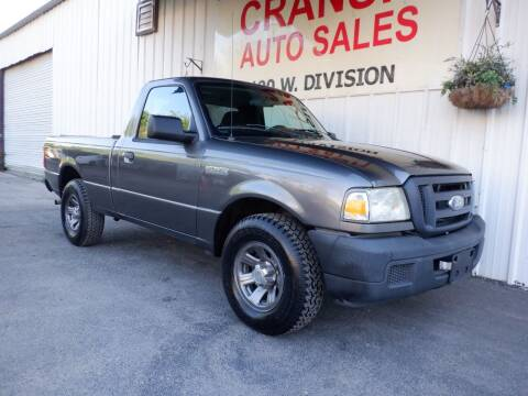 2006 Ford Ranger for sale at CRANSH AUTO SALES, INC in Arlington TX