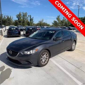 2015 Mazda MAZDA6 for sale at Monster Cars in Pompano Beach FL