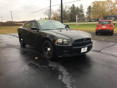 2012 Dodge Charger for sale at US 30 Motors in Merrillville IN
