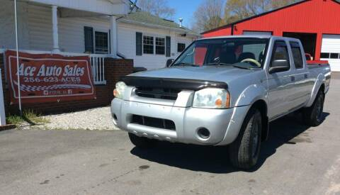 2004 Nissan Frontier for sale at Ace Auto Sales - $1600 DOWN PAYMENTS in Fyffe AL