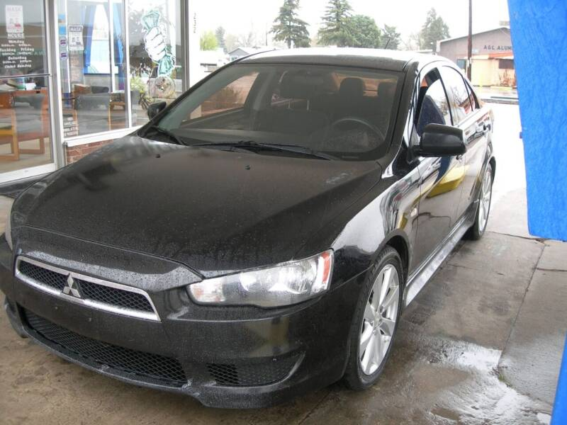 2012 Mitsubishi Lancer for sale at Springs Auto Sales in Colorado Springs CO