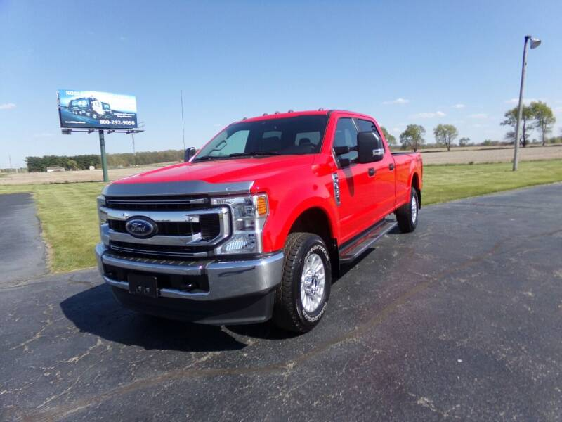 2020 Ford F-350 Super Duty for sale at Westpark Auto in Lagrange IN