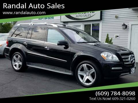 2012 Mercedes-Benz GL-Class for sale at Randal Auto Sales in Eastampton NJ