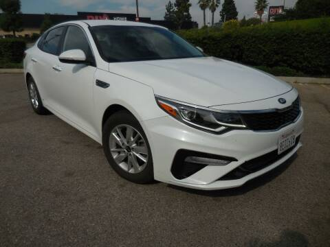 2019 Kia Optima for sale at ARAX AUTO SALES in Tujunga CA