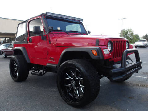 2006 Jeep Wrangler for sale at TAPP MOTORS INC in Owensboro KY
