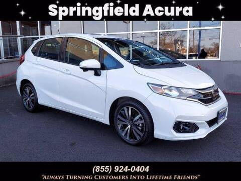2019 Honda Fit for sale at SPRINGFIELD ACURA in Springfield NJ
