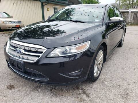 2010 Ford Taurus for sale at BBC Motors INC in Fenton MO