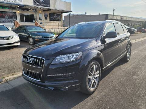 2010 Audi Q7 for sale at High Line Auto Sales in Salt Lake City UT