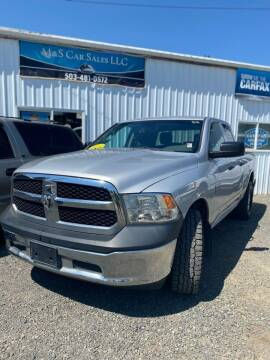2013 RAM Ram Pickup 1500 for sale at M AND S CAR SALES LLC in Independence OR