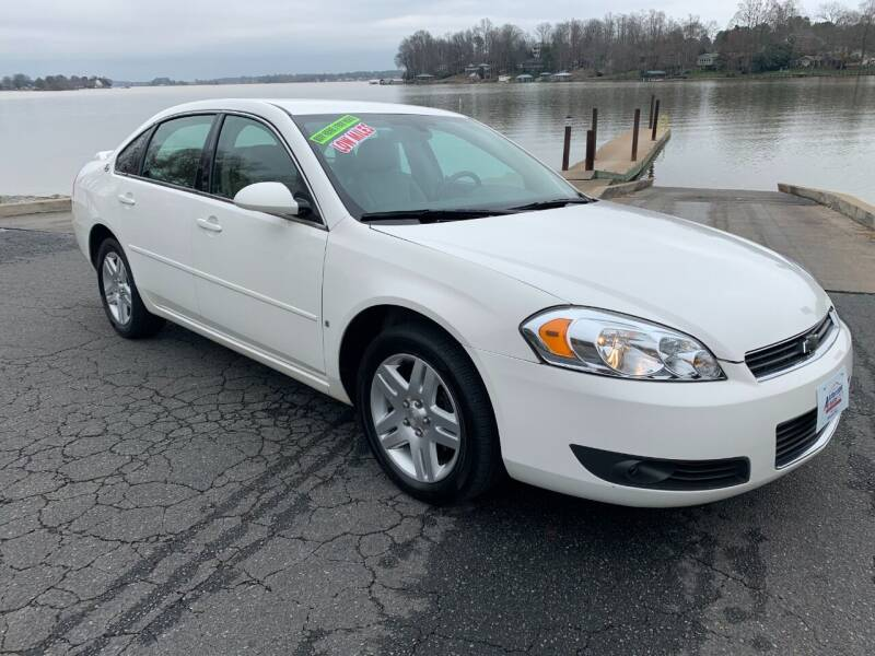 2007 Chevrolet Impala for sale at Affordable Autos at the Lake in Denver NC