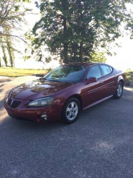 2005 Pontiac Grand Prix for sale at Hines Auto Sales in Marlette MI