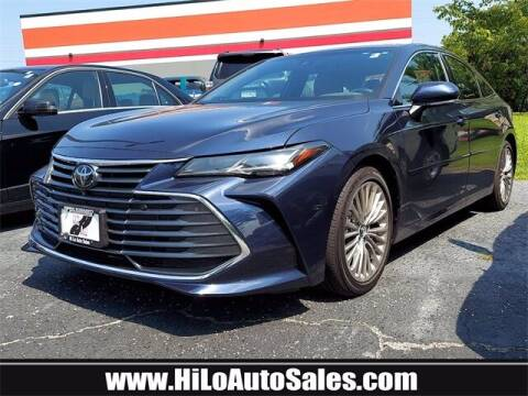 2020 Toyota Avalon for sale at Hi-Lo Auto Sales in Frederick MD