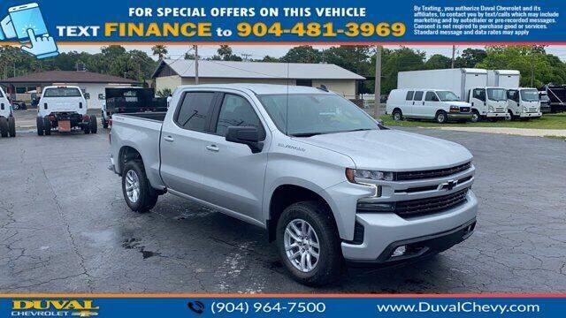 2021 Chevrolet Silverado 1500 for sale at Duval Chevrolet in Starke FL