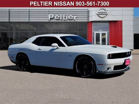 2019 Dodge Challenger for sale at TEX TYLER Autos Cars Trucks SUV Sales in Tyler TX