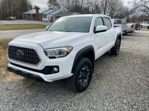 2018 Toyota Tacoma for sale at Venable & Son Auto Sales in Walnut Cove NC