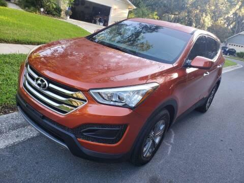 2015 Hyundai Santa Fe Sport for sale at North American Fleet Sales in Largo FL