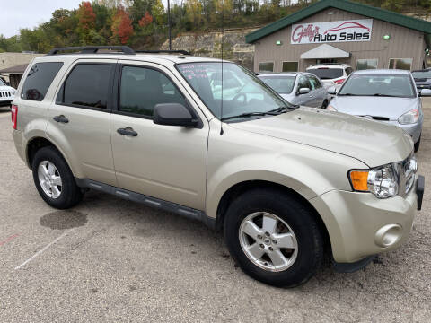 2012 Ford Escape for sale at Gilly's Auto Sales in Rochester MN