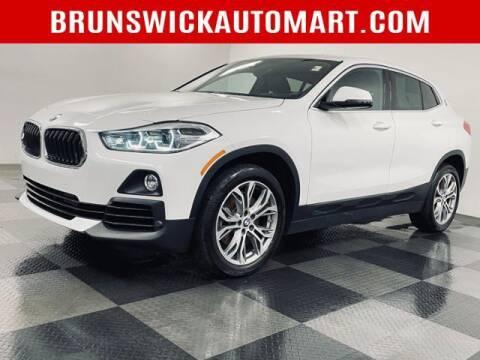 2020 BMW X2 for sale at Brunswick Auto Mart in Brunswick OH