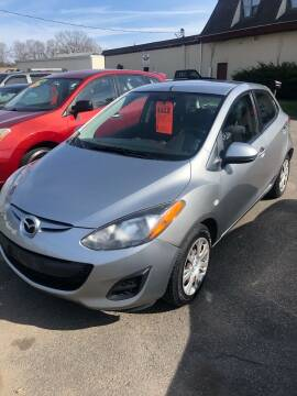 2011 Mazda MAZDA2 for sale at QUALITY USED CARS LLC in Wallingford CT