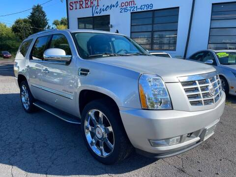 2011 Cadillac Escalade for sale at Street Visions in Telford PA