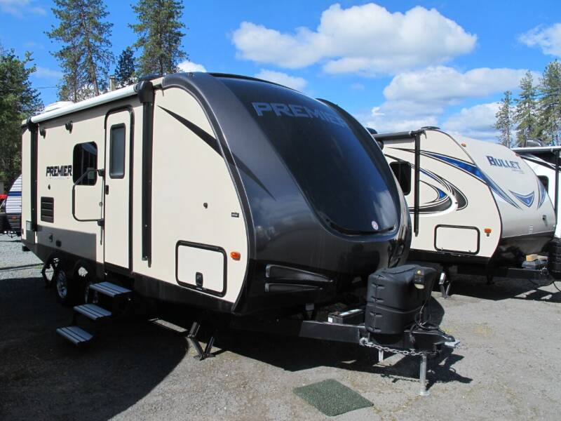 2019 Premier By Keystone 19FB for sale at Oregon RV Outlet LLC - Travel Trailers in Grants Pass OR