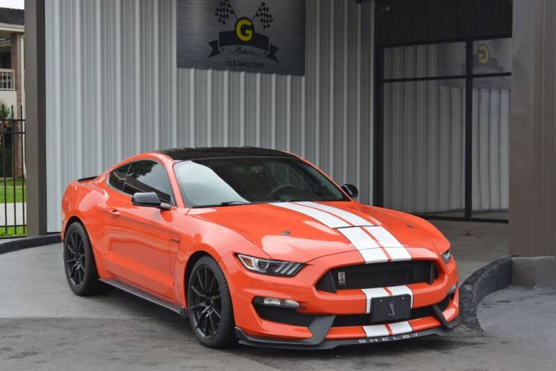 2016 Ford Mustang for sale at G MOTORS in Houston TX
