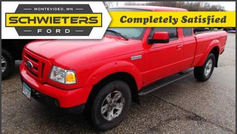 2006 Ford Ranger for sale at Schwieters Ford of Montevideo in Montevideo MN
