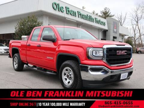 2016 GMC Sierra 1500 for sale at Ole Ben Franklin Mitsbishi in Oak Ridge TN