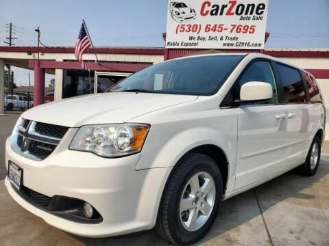 2011 Dodge Grand Caravan for sale at CarZone in Marysville CA