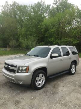 2009 Chevrolet Tahoe for sale at ROUTE 6 AUTOMAX in Markham IL