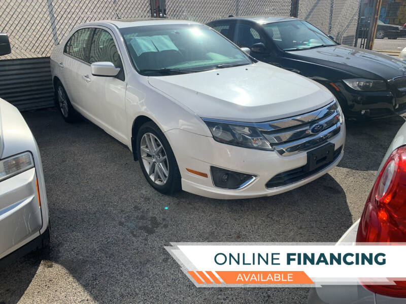 2010 Ford Fusion for sale at Raceway Motors Inc in Brooklyn NY