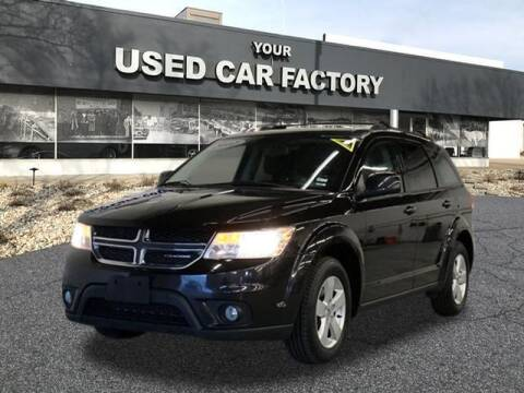 2012 Dodge Journey for sale at JOELSCARZ.COM in Flushing MI