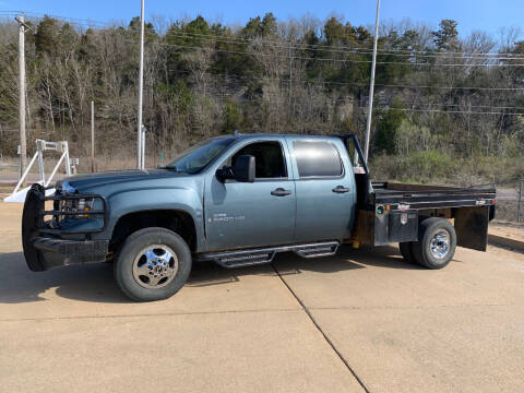 2008 GMC Sierra 3500HD for sale at MotoMafia in Imperial MO