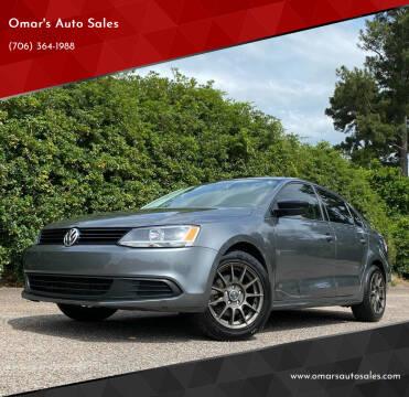 2014 Volkswagen Jetta for sale at Omar's Auto Sales in Martinez GA