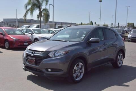 2017 Honda HR-V for sale at Choice Motors in Merced CA