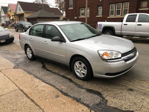 2005 Chevrolet Malibu for sale at Trans Auto in Milwaukee WI