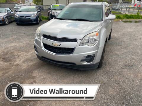 2013 Chevrolet Equinox for sale at Best Cars R Us in Plainfield NJ