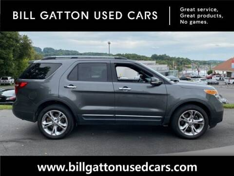2015 Ford Explorer for sale at Bill Gatton Used Cars in Johnson City TN