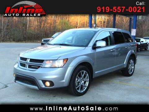 2018 Dodge Journey for sale at Inline Auto Sales in Fuquay Varina NC