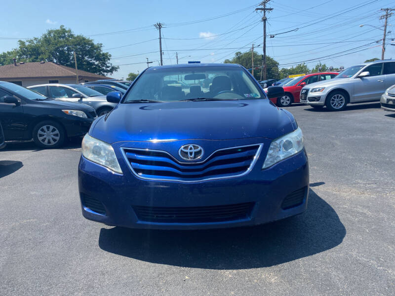 2010 Toyota Camry for sale at Right Choice Automotive in Rochester NY