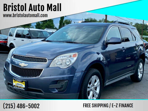 2013 Chevrolet Equinox for sale at Bristol Auto Mall in Levittown PA