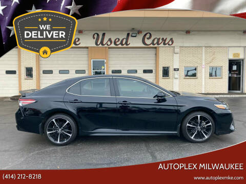 2018 Toyota Camry for sale at Autoplex 3 in Milwaukee WI