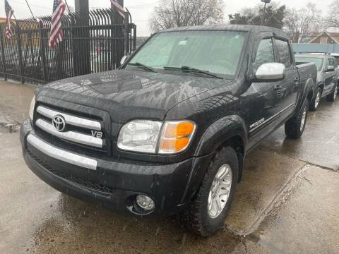 2004 Toyota Tundra for sale at Gus's Used Auto Sales in Detroit MI