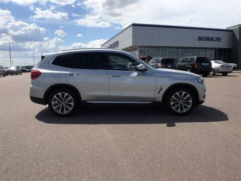 2019 BMW X3 for sale at Schulte Subaru in Sioux Falls SD