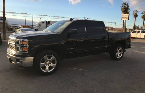 2015 Chevrolet Silverado 1500 for sale at First Choice Auto Sales in Bakersfield CA